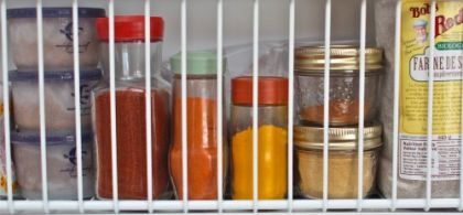 Simple Practical And Safe The Best Storage Ideas For Herbs And Spices