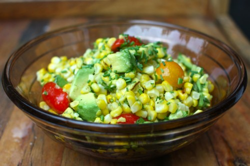 with cherry tomatoes capers and basil cherry tomato es basil corn ...