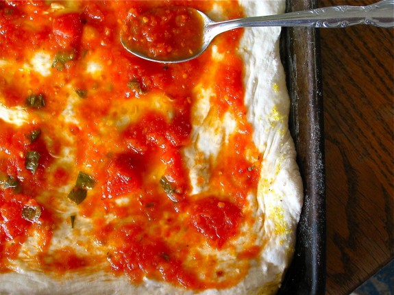sauce easy pizza sauce iii way easy pizza sauce bread make homemade ...