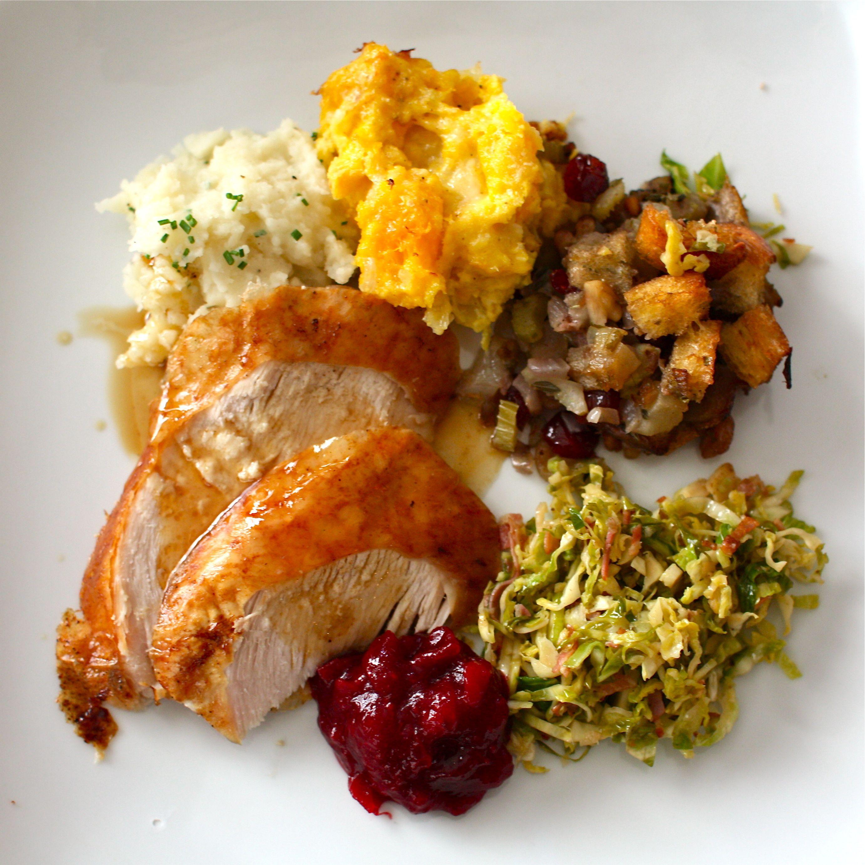 A Simple Bites Thanksgiving Menu (recipe: Cranberry-Orange