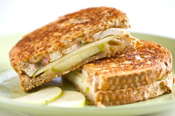 Two For One Meal Ideas Recipe Cordon Bleu Apple Panini
