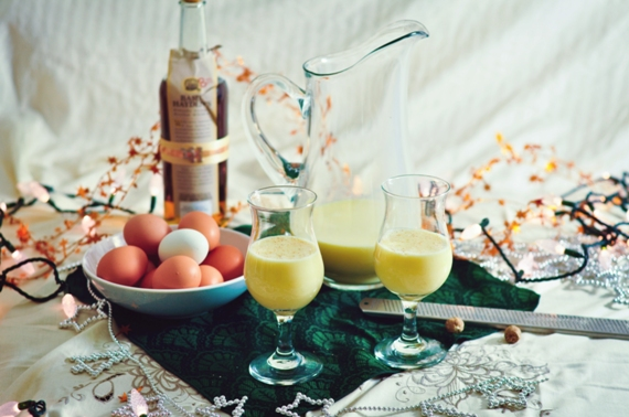Classic Eggnog Recipe — Dishmaps