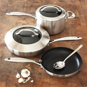 ... Iu0027m so excited to be giving away one of my absolute favorite kitchen essentialsa Scanpan® CTX 5-Piece Cookware Set from Sur la Table! & Giveaway: Scanpan CTX 5-Piece Cookware Set from Sur la Table ...