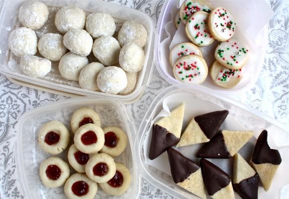 Easy shortbread cookie recipes