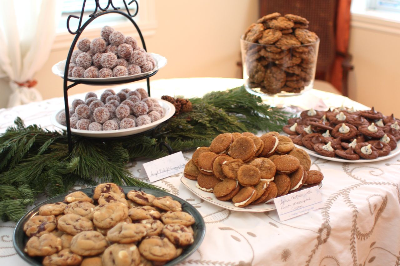 My Christmas Cookie Swap A Recap Simple Bites