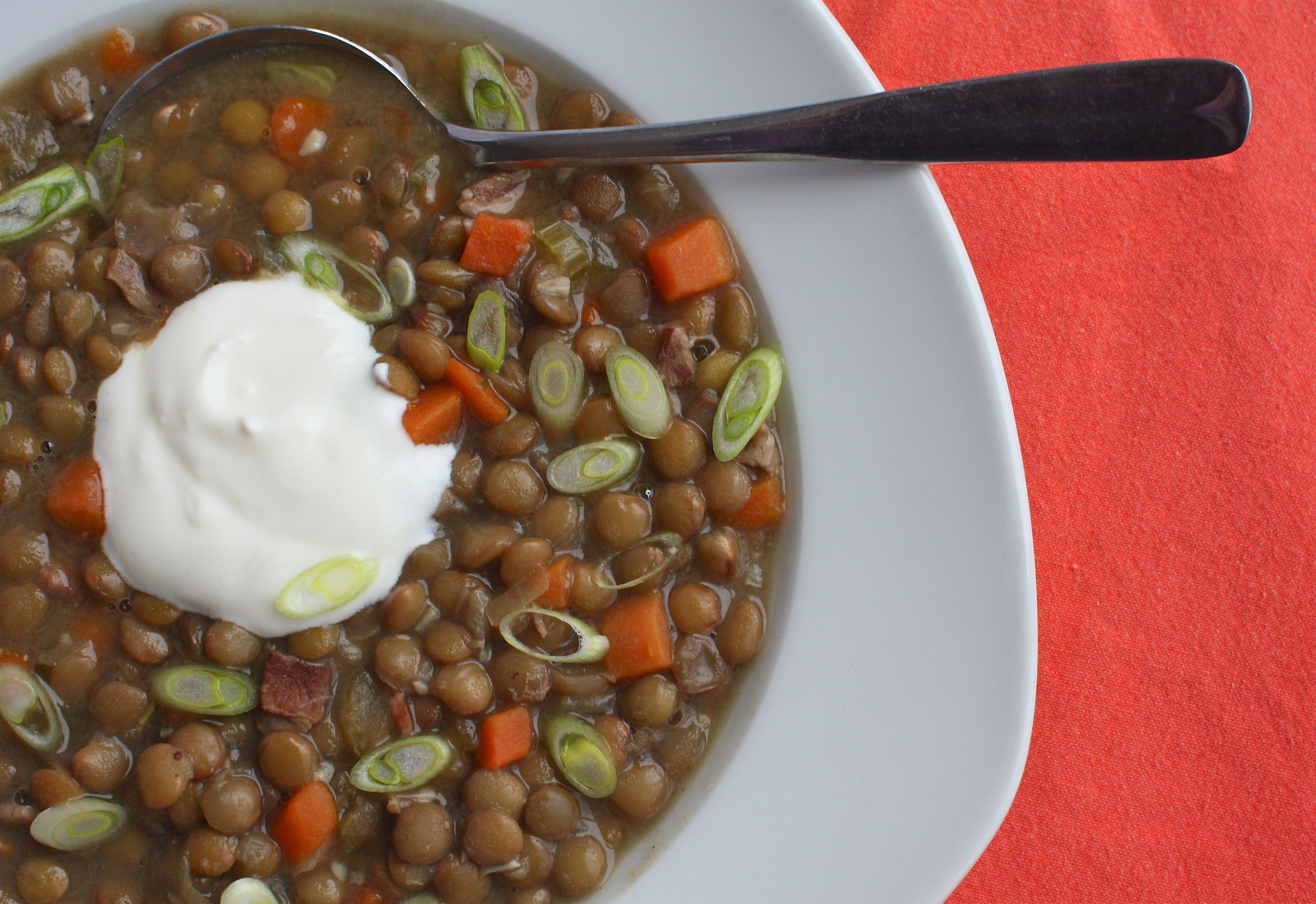 ... for Winter e-book Giveaway (recipe: French Lentil Soup) | Simple Bites