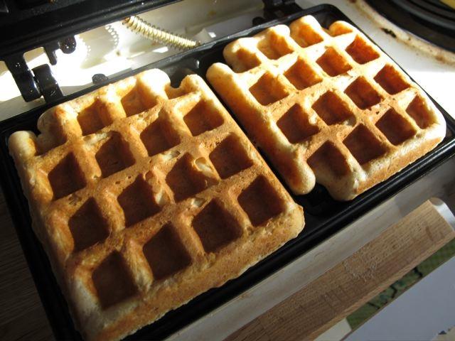 Waffles II Recipes — Dishmaps