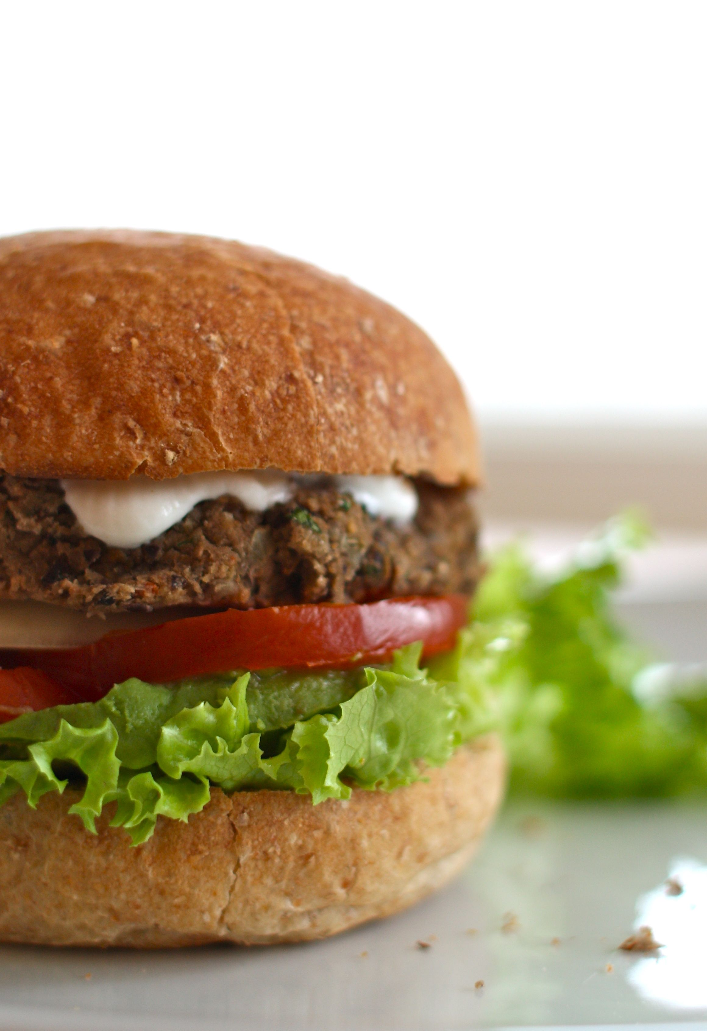 The Everything Beans e-Book Giveaway (recipe: Black Bean Burgers ...