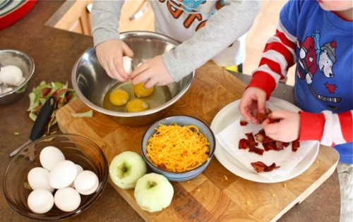 Different Easy Recipes All Kids Can Learn To Cook - Mild to