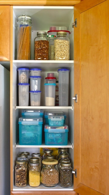 Eat Well Spend Less How To Store Pantry Food For Maximum