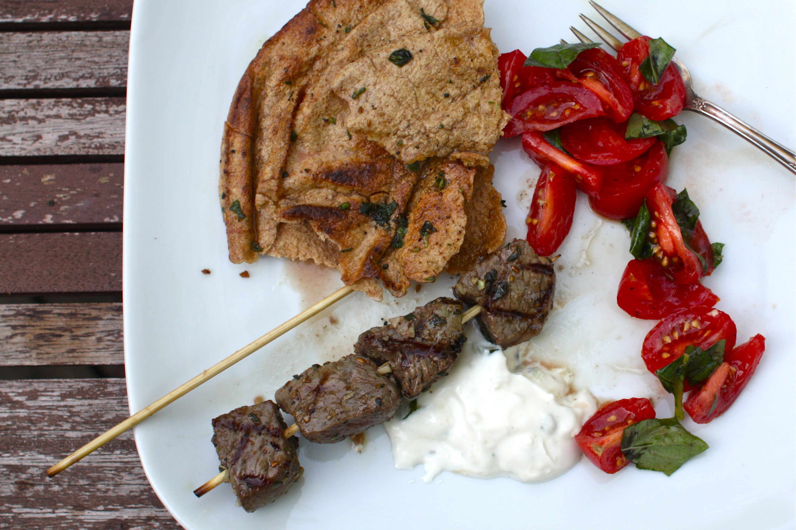 ... Food for a Crowd (Recipe: Cumin & Oregano Beef Kebabs) | Simple Bites