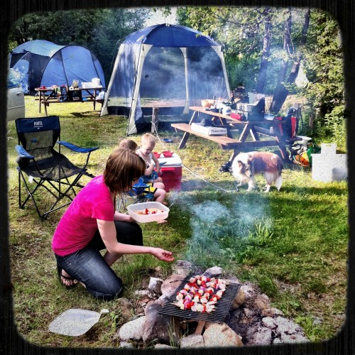 The Beauty Of Foil Dinners And My Essential Camping