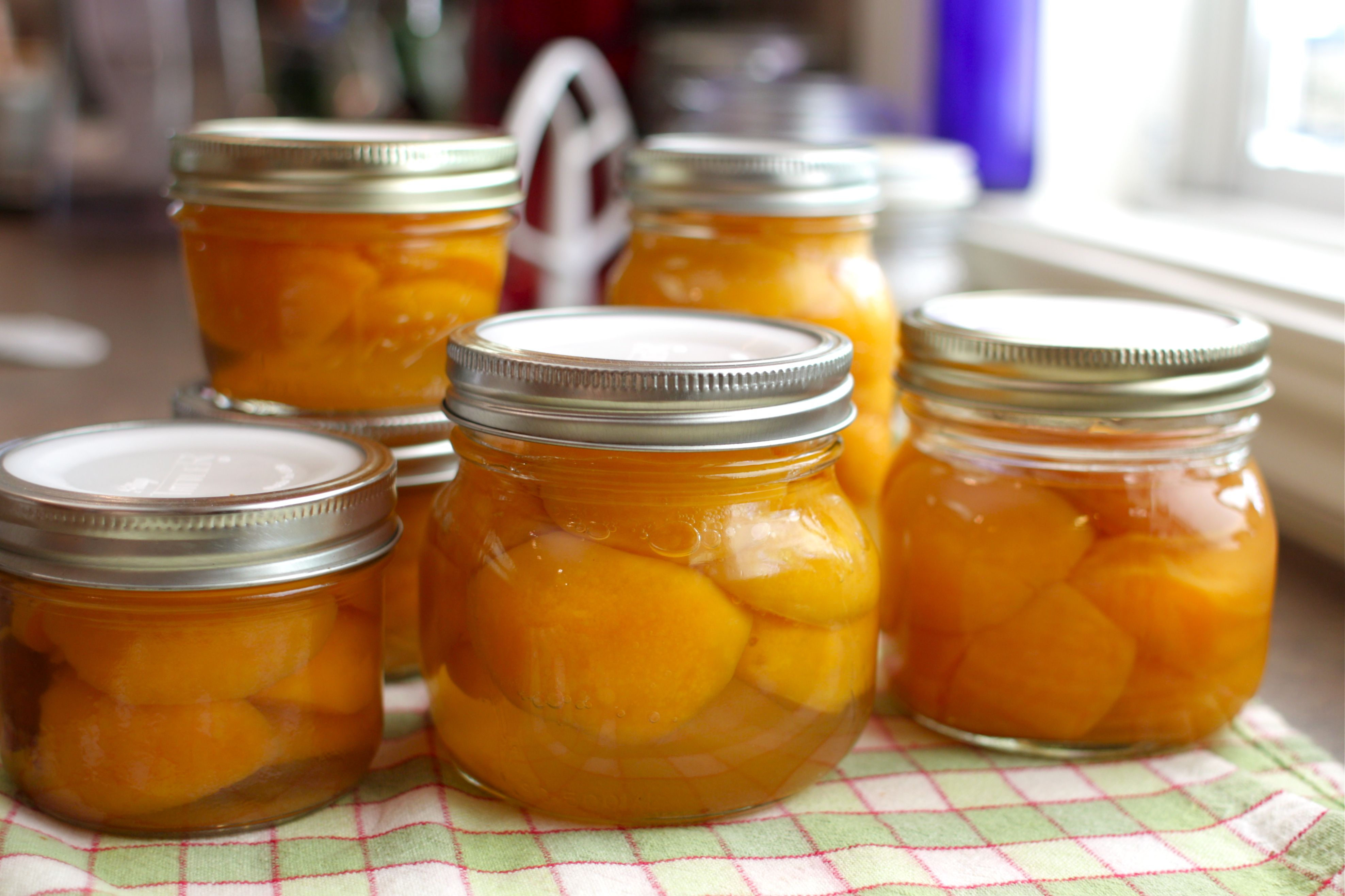 Summer Canning Series (Recipe: Apricots in Honey Syrup) | Simple Bites