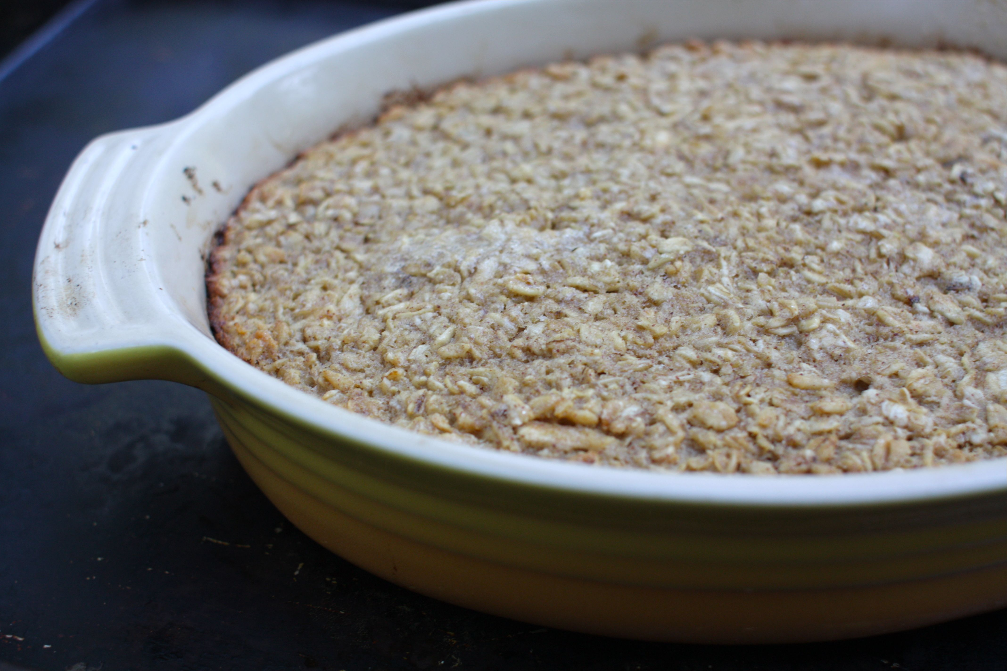 ... Less: Back to School Breakfast (Recipe: Baked Oatmeal) | Simple Bites
