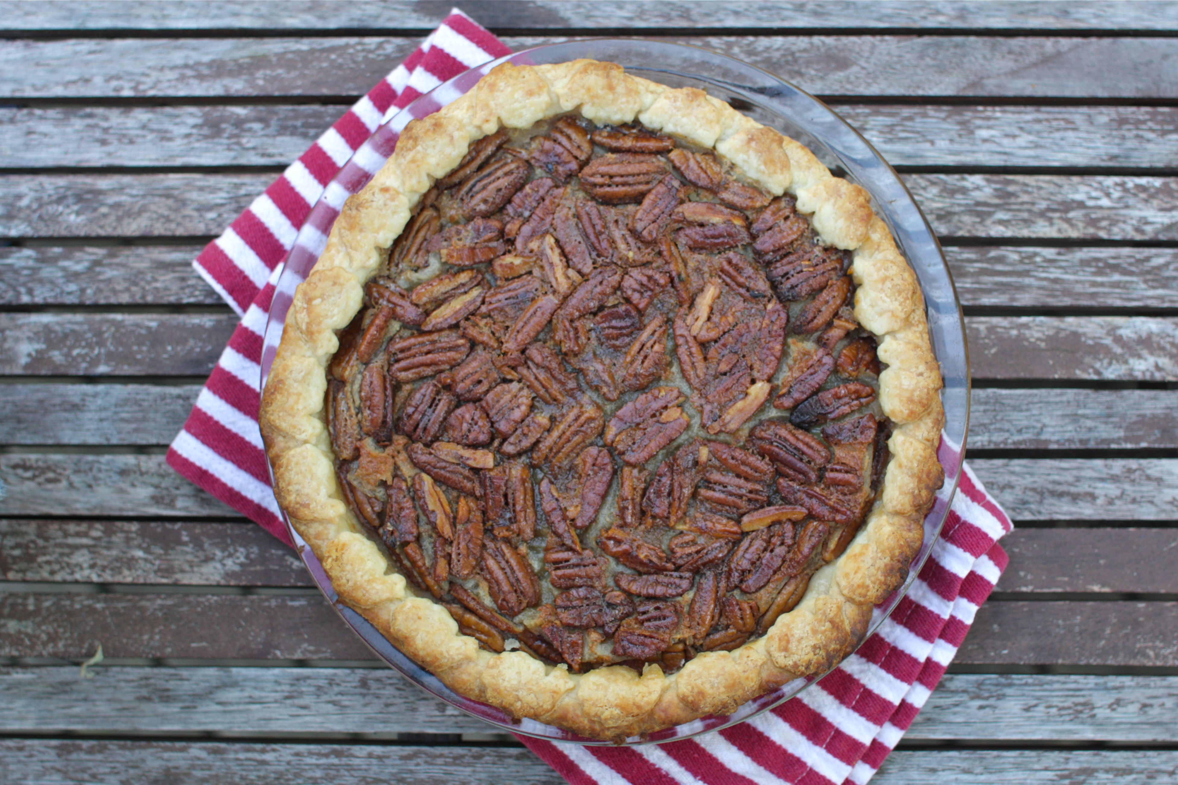 An Unprocessed Dessert (Recipe: Maple Pecan Pie) | Simple Bites