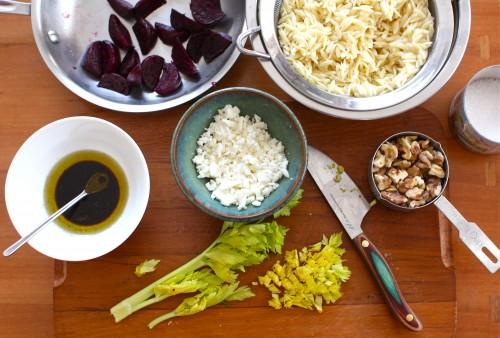 ... Ingredient: Beets (Recipe: Beet & Orzo Salad with Feta) | Simple Bites