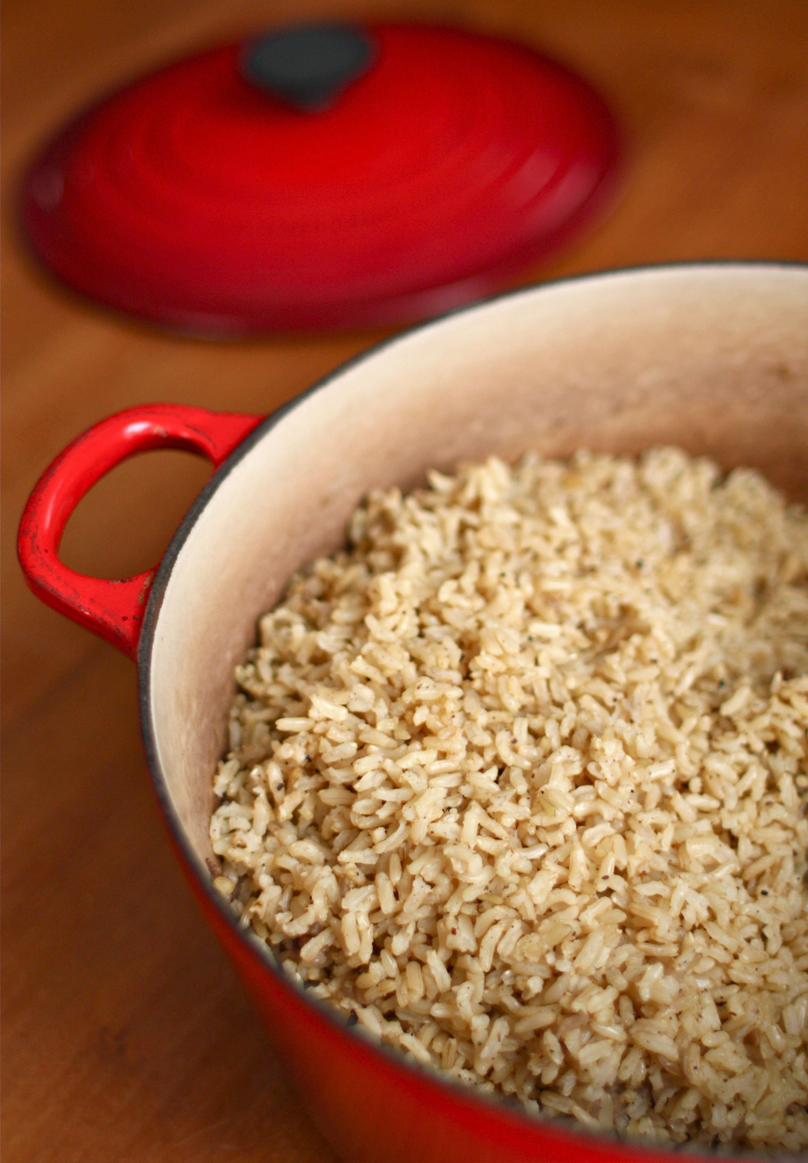 Brown Rice: A Wholesome Snack Or Minimeal Alternative