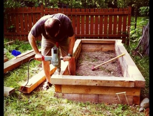 Amazing How To Build Raised Garden Beds Caraccident5 Cool Chair Designs And Ideas Caraccident5Info