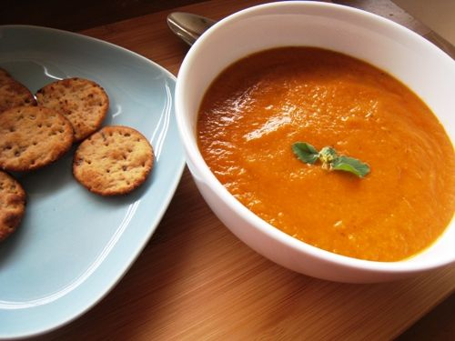 Roasted Vegetable Soup 5