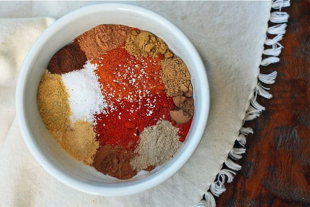 Spices of Life: A Round-Up of Homemade Spice Blends