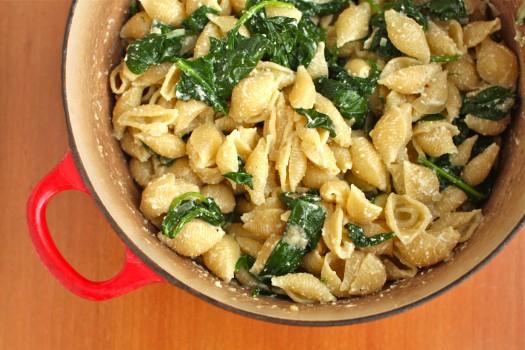 ... Ingredient: Spinach (Recipe: Spinach Ricotta Shells) | Simple Bites