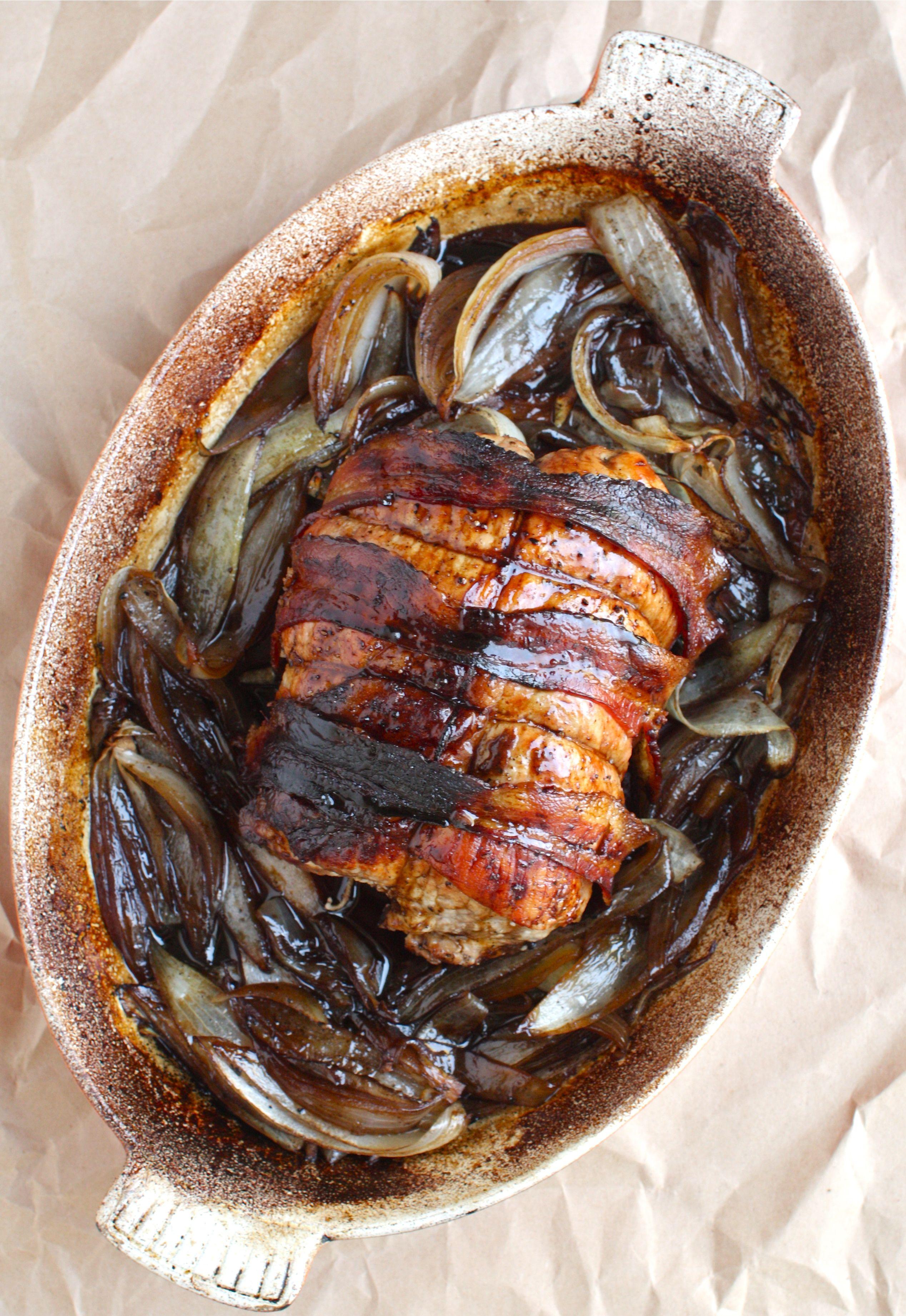 Pork roast recipe for roaster oven