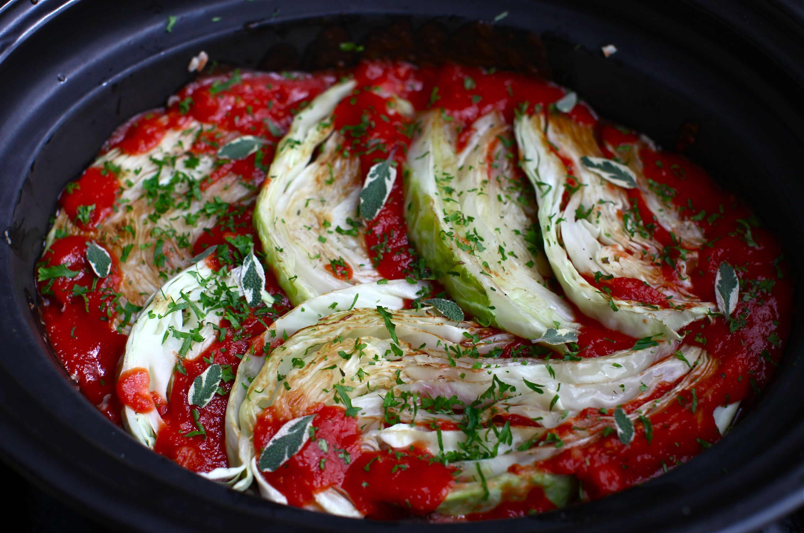 How to cook lazy cabbage rolls in the oven 17