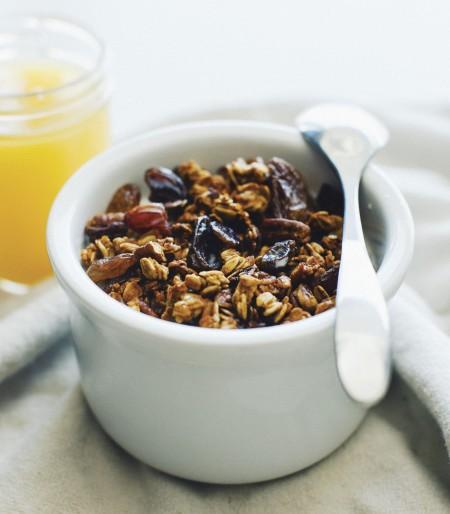 ... October Unprocessed challenge (Pumpkin Spice Granola) | Simple Bites
