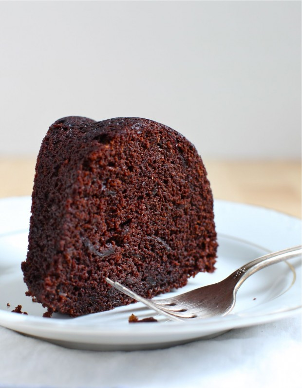 Dark Chocolate Beet Cake | Simple Bites