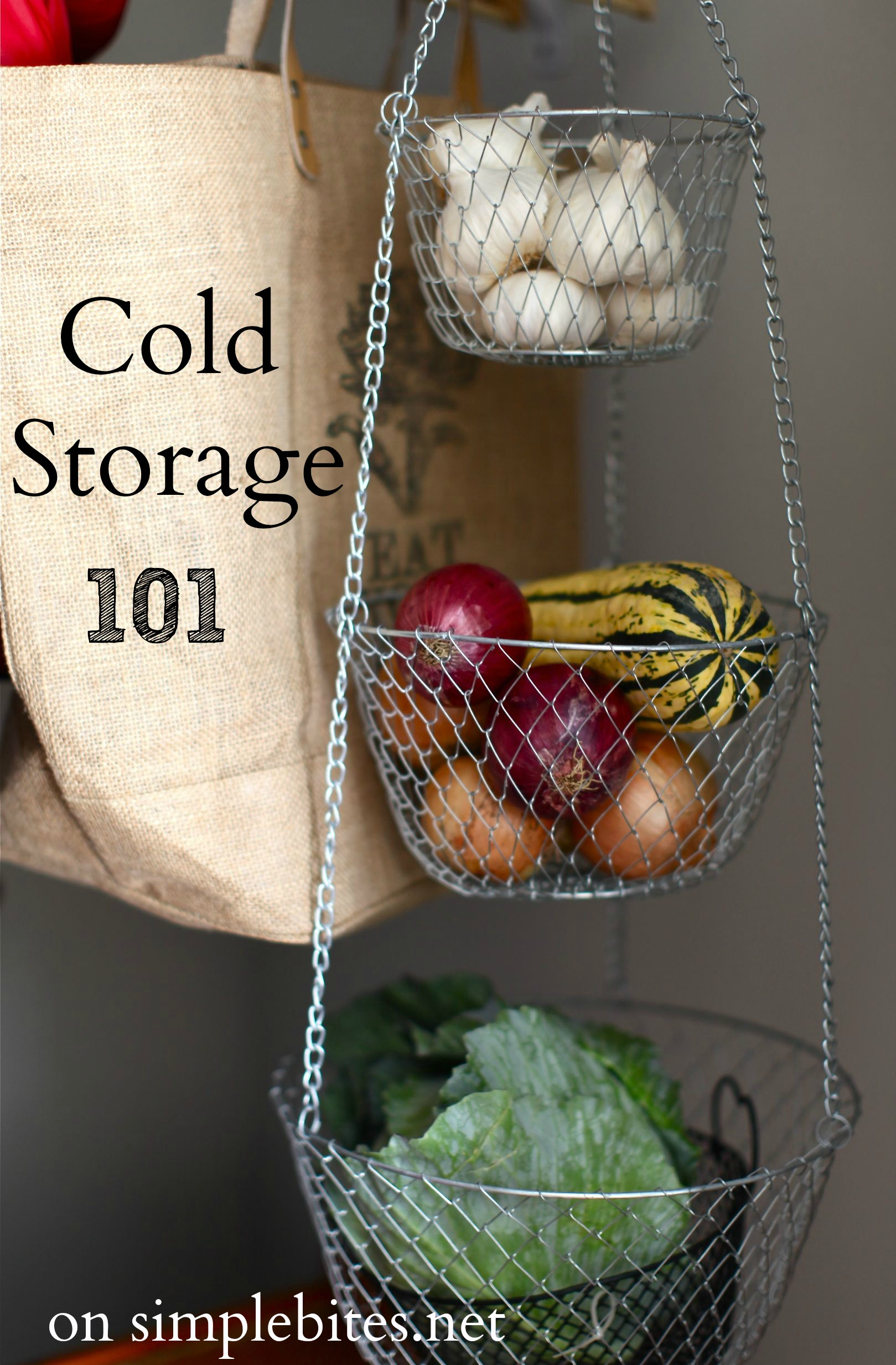 Tips For Cold Storage At Home Simple Bites