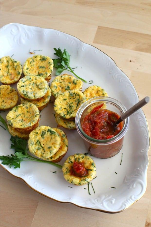 Squash and Parmesan Mini Quiche   Simple Bites