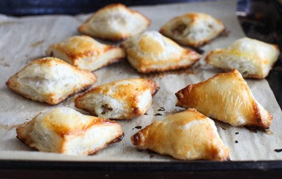 mini tourtiere hand pies