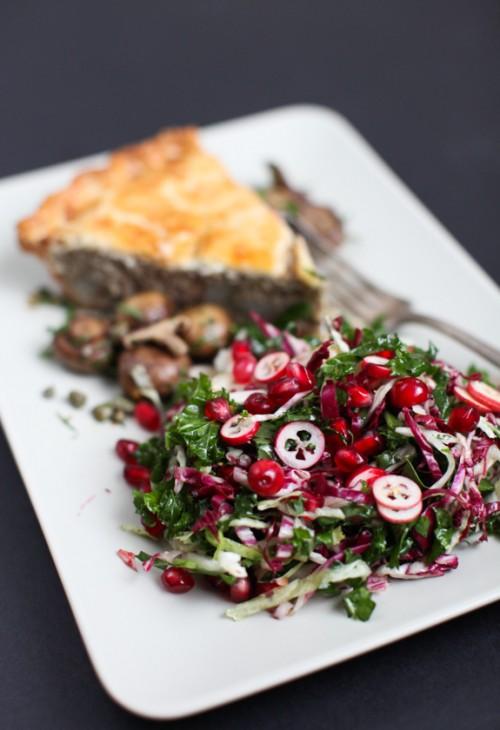 A christmas salad on www.simplebites.net