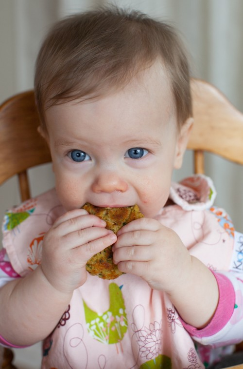 Baby-Led Feeding (BLW) with Clara: a 10-month update | Simple Bites