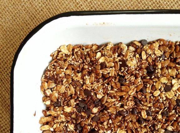 granola baras