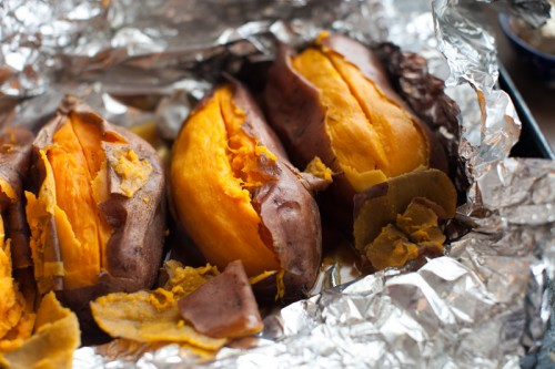 Roasted, Whipped Sweet Potatoes with Browned Butter ...