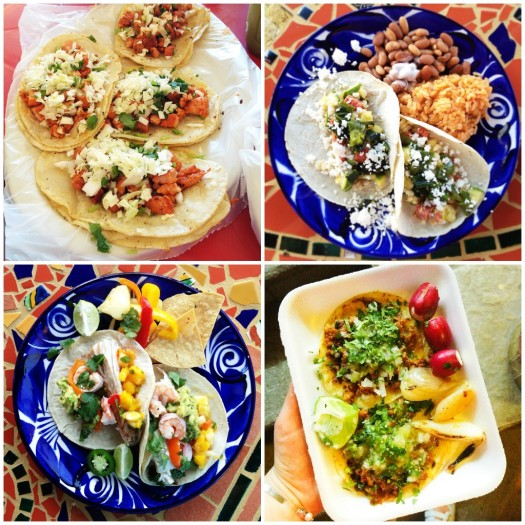 taco Collage
