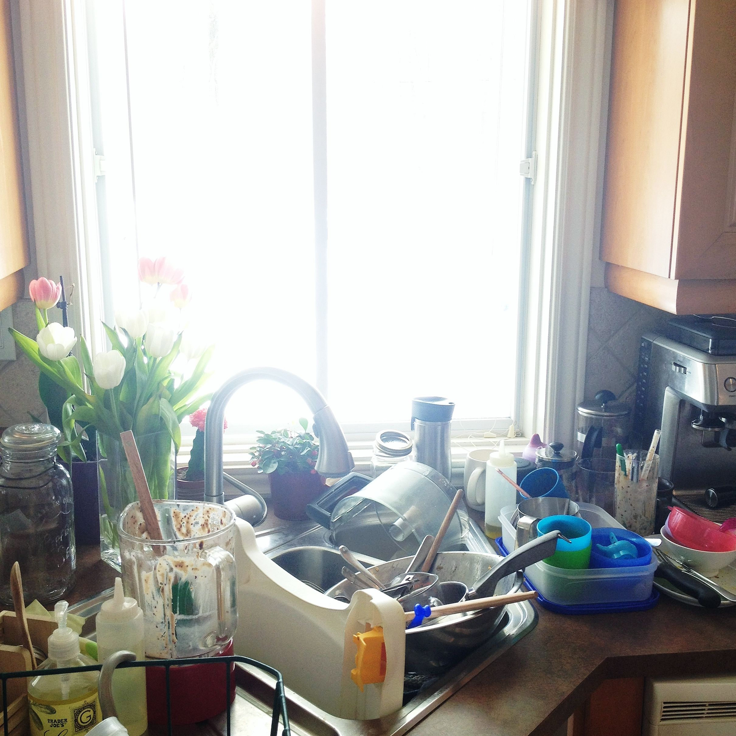 Spring cleaning the kitchen (homemade lemon-scented all-purpose ...