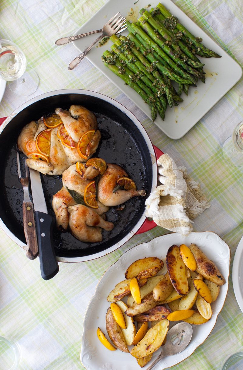 Three Recipes For A Simpler, Smaller Easter Dinner Menu