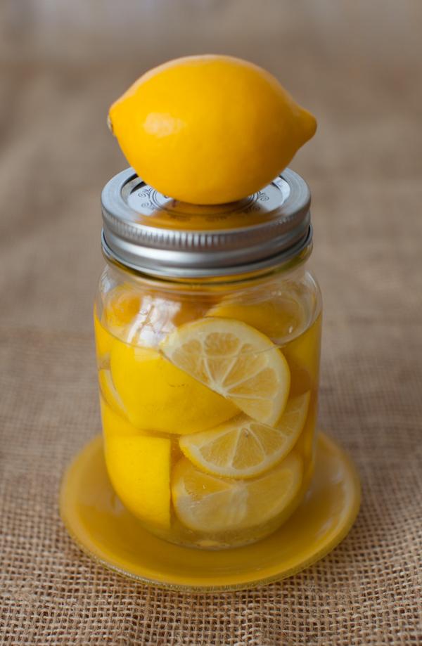 ... ideas for preserving Meyer lemons (recipe: Meyer Lemon Finishing Salt