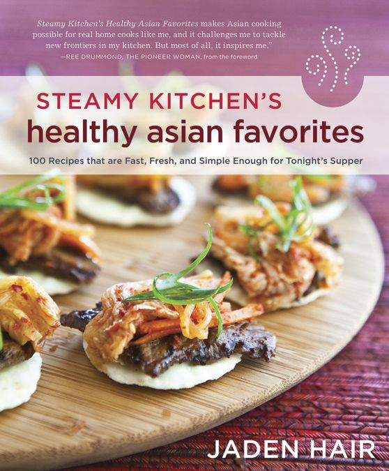 Steamy Kitche's Healthy Asian Favorites