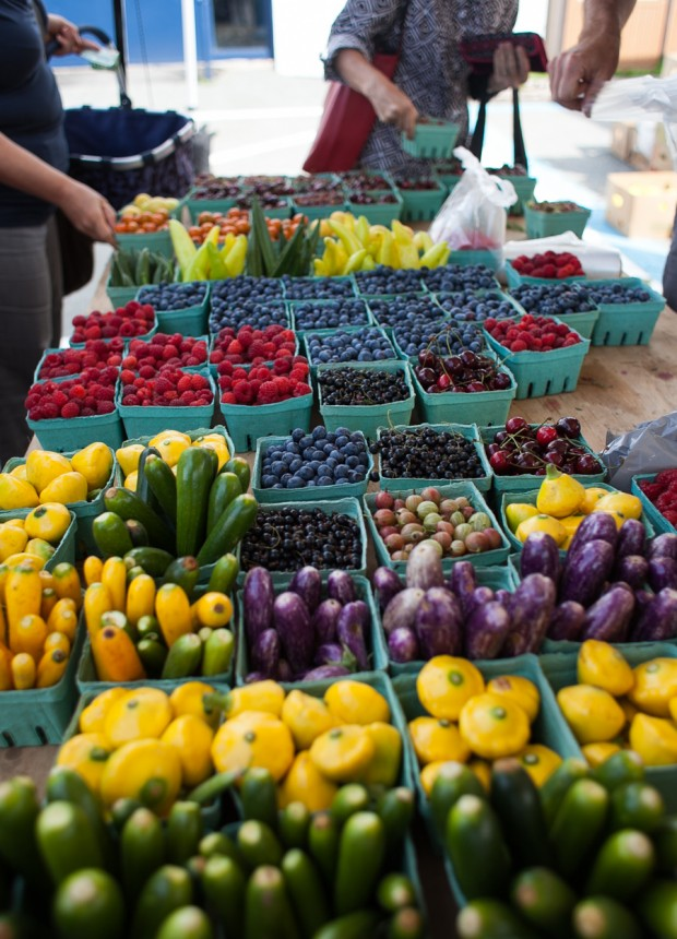 Farmers Market: Lunenburg, NS