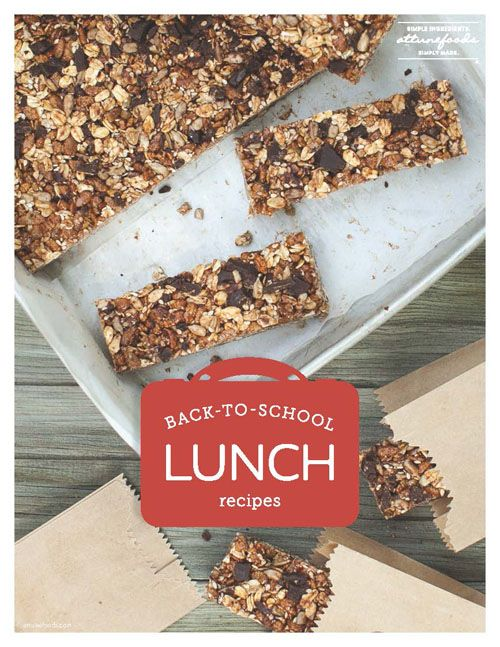Attune Foods back-to-school lunch-ebookcover