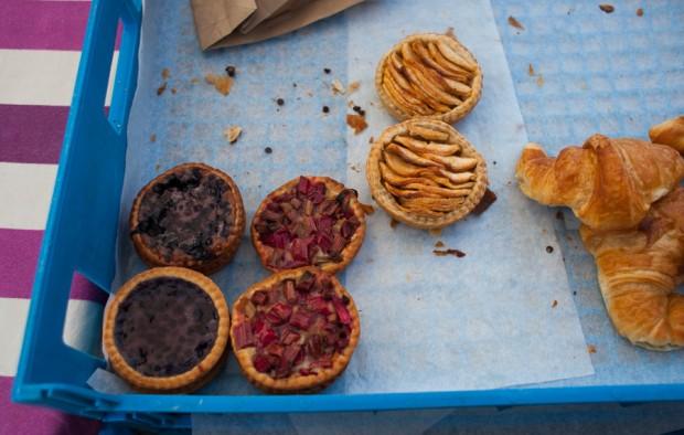 Farmer's Market pies