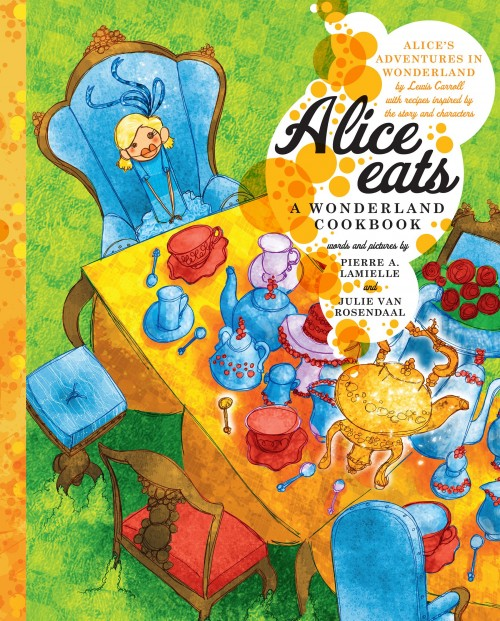 Alice Eats cookbook