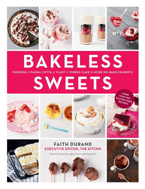 Bakeless Sweets cookbook