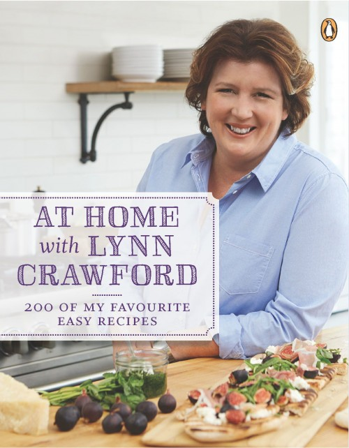 At Home with Lynn Crawford cookbook