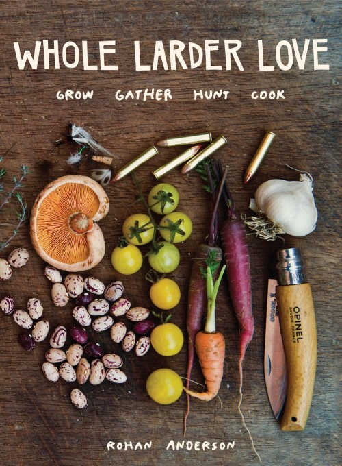 Whole Larder Love cookbook