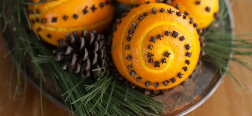 - How To Make Spiced Orange Pomander Balls Simple Bites