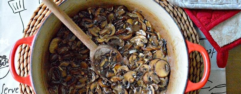 Mushroom Ragu Header